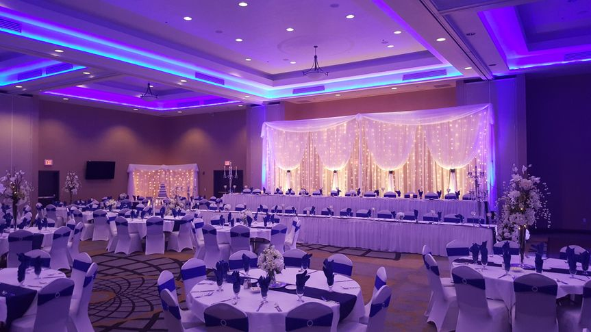 Beautiful Grand Ballroom