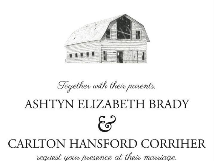 Tmx 1454531884280 Screen Shot 2016 02 03 At 3.18.34 Pm Winston Salem wedding invitation