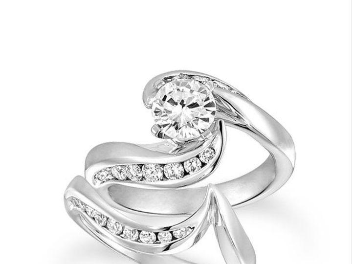 Tmx 1311281518365 WER4309 Lemoyne wedding jewelry