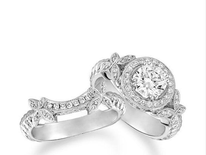 Tmx 1311281519582 WER4348 Lemoyne wedding jewelry