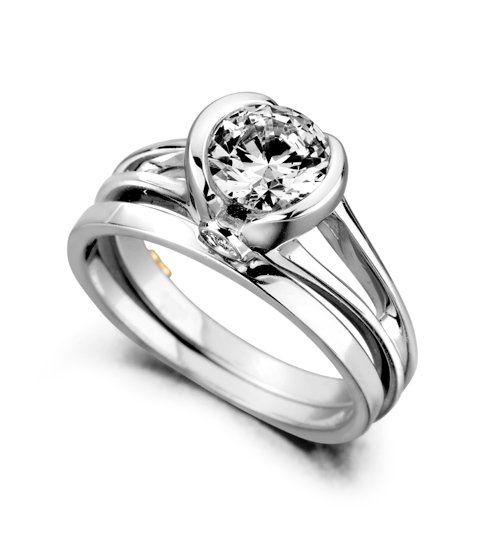 Tmx 1311355667027 Engagementringdebutsize1 Lemoyne wedding jewelry