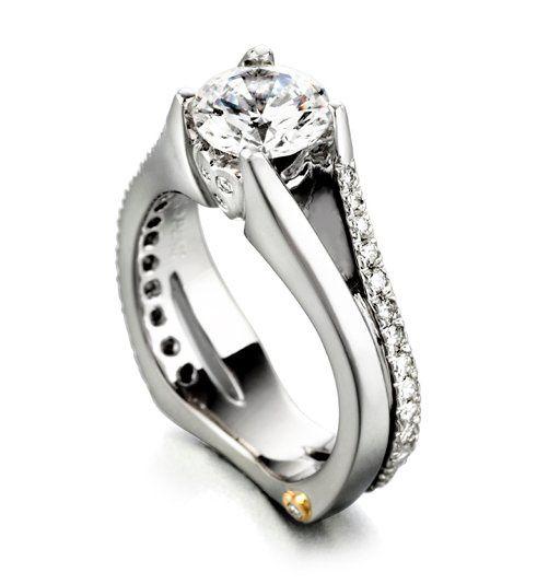 Tmx 1311355670023 Engagementringgleam Lemoyne wedding jewelry