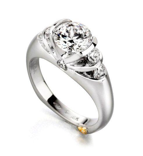 Tmx 1311355672175 Engagementringradiance Lemoyne wedding jewelry