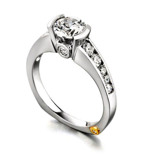 Tmx 1311355674047 Engagementringtruelove Lemoyne wedding jewelry