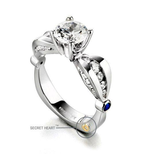 Tmx 1311355675935 Engagementringunforgettable Lemoyne wedding jewelry