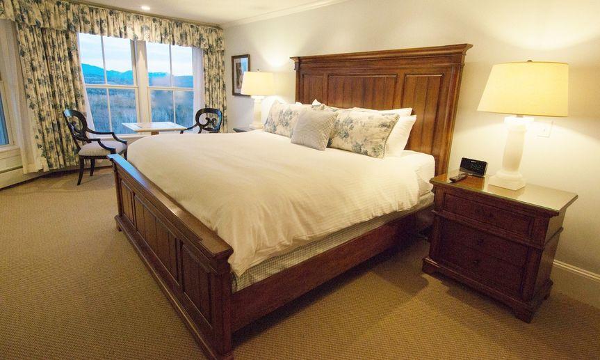 room 358 bedroom