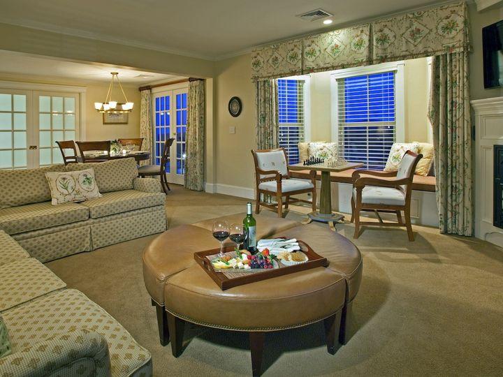 Tmx 1373558449495 Suitepresidentiallivingroom Whitefield, NH wedding venue