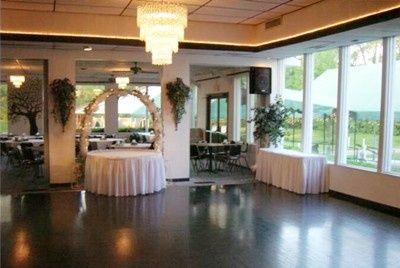 Meadowbrook dance floor