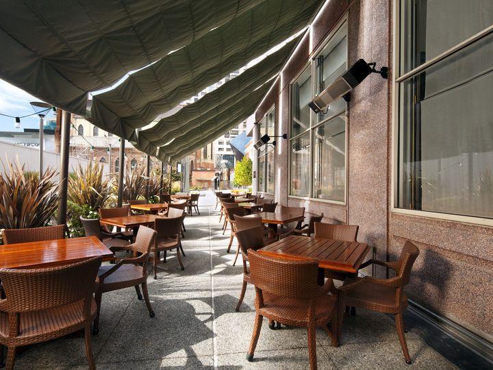 Tmx 1504898246053 Maso Terrace 2 San Francisco, CA wedding venue