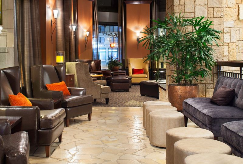 The Emily Morgan Hotel A Doubletree By Hilton Venue