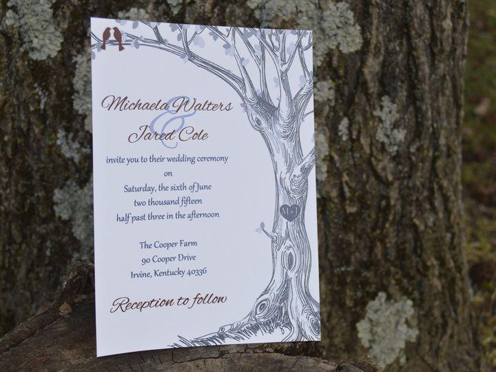 Tmx 1455764777096 Dsc0221 Lexington wedding invitation