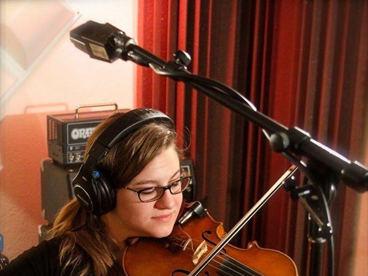 Tmx 1432996220026 Hannah Watson Recording Violin Chicago wedding ceremonymusic