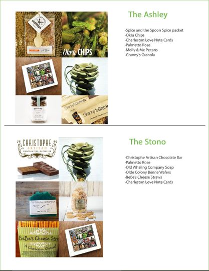 the ashley the stono gift boxes