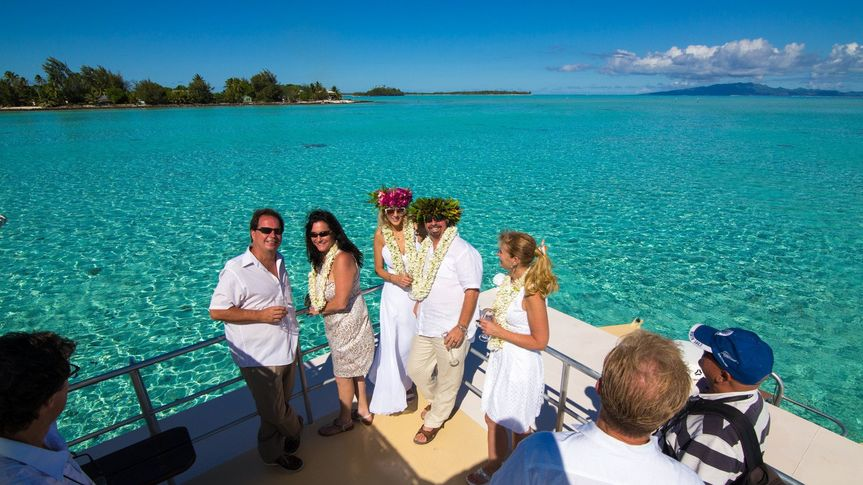 Bora Bora - Wedding Cruise