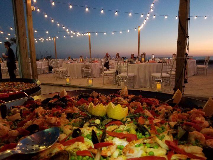 Tmx 1499538842 2fc4c74d5a32d0f3 Beach Weddin Reception Fort Myers, FL wedding catering