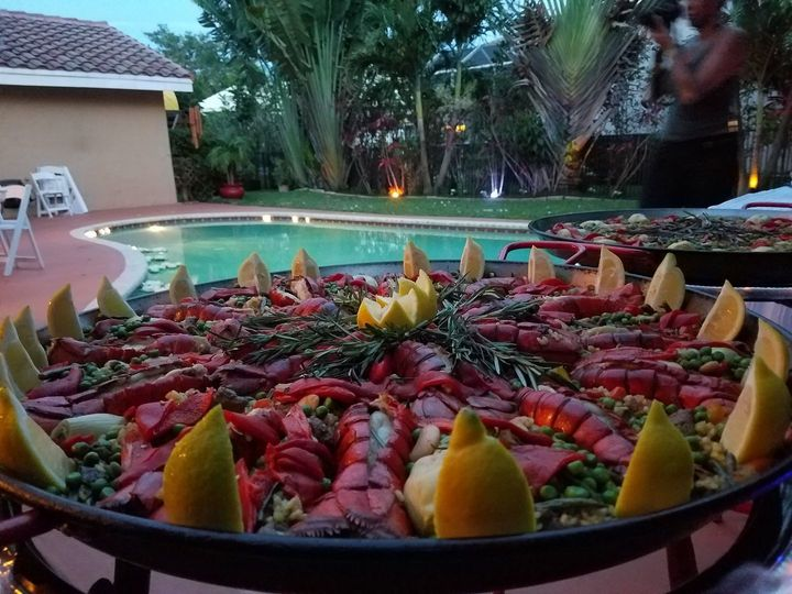 Tmx 1529092623 2fb9e7a1e1bb792f 1529092621 13260fc6e208fb0b 1529092606308 18 Paella De Bistec  Fort Myers, FL wedding catering