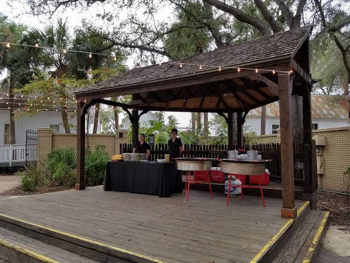 Tmx 1529092634 537032bf3eff5e27 1529092633 68e402643c93cfb3 1529092606339 35 Paella Wedding Yb Fort Myers, FL wedding catering