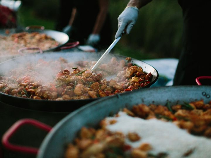 Tmx 1529092640 8c3cff0dfaf2bc99 1529092637 C7e670ee830c0f83 1529092606360 47 Wedding Paella 1 Fort Myers, FL wedding catering