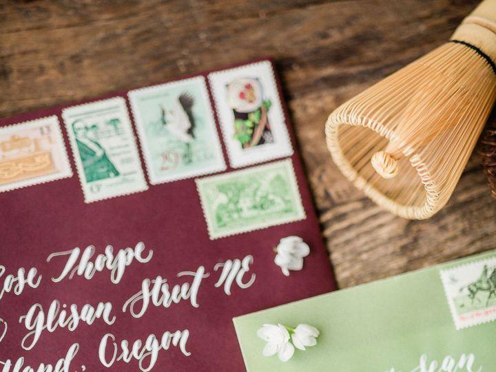 Tmx Modern Romantic Ikebana 16 51 947192 1569352002 Portland, OR wedding invitation