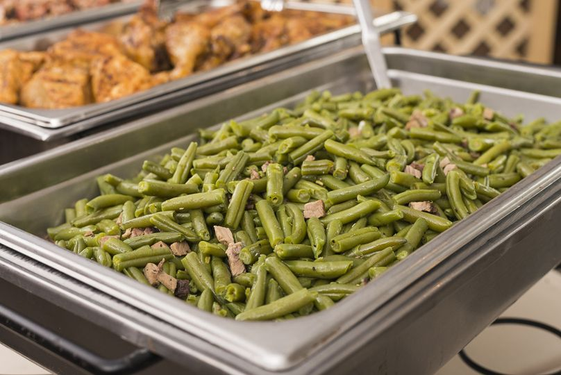 Sauted green beans