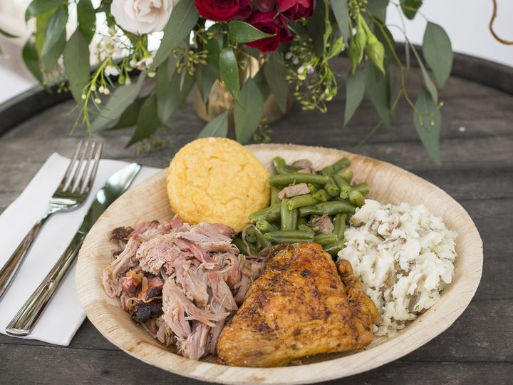 Tmx 1489667833579 Tsf1073plated Optionsl Akron, OH wedding catering