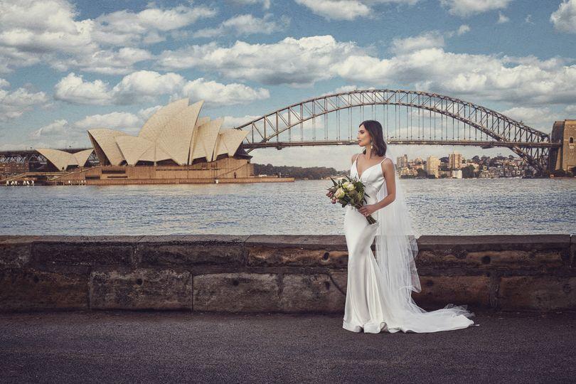 Sydney wedding photo