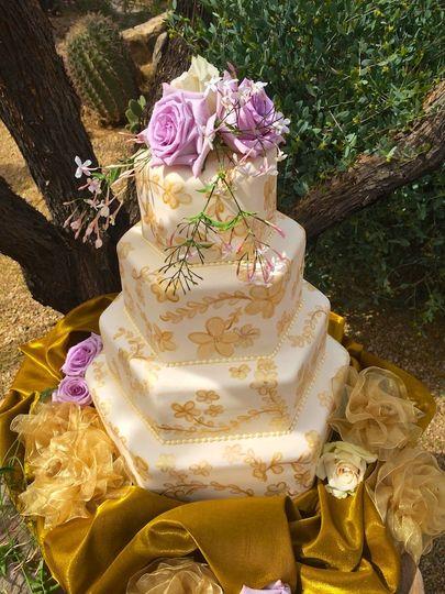 Pixy Cakes LLC Wedding Cake Scottsdale AZ WeddingWire