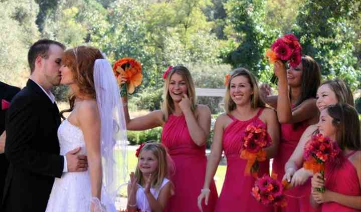 Gold Country Wedding Designs