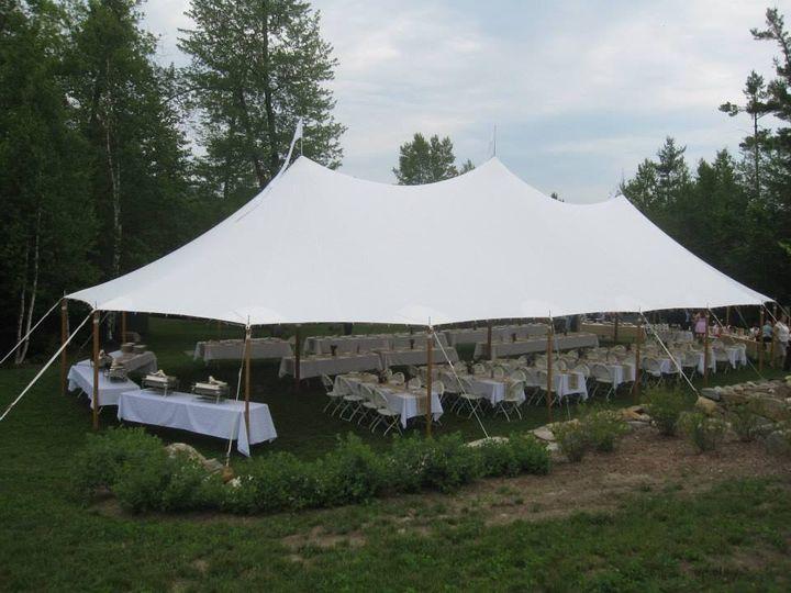 Tmx 1474632812758 Lrtent Sailcloth Blue Water Farm Concord, New Hampshire wedding rental