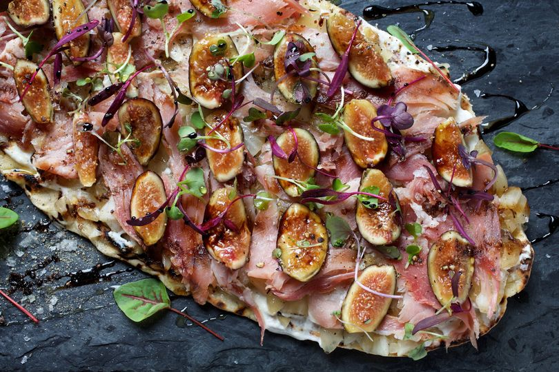 Fig & Prosciutto Flatbread