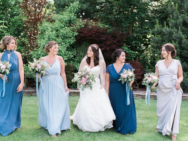Tmx 1515121613 857ac7477165bc2b 1515121610 4a72a5769eb5cd18 1515121606291 17 RachelBillWedding Cherry Hill, NJ wedding beauty