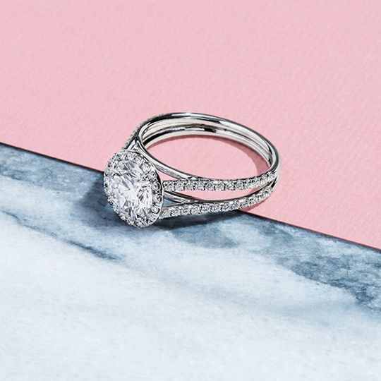 Split-Band Ring (17091W14)