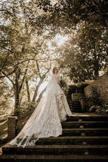 Tennessee Wedding - Bridals