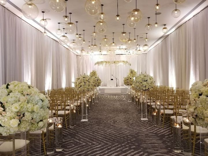Tmx Met B Ceremony Drape 51 164292 1556943287 Miami wedding venue