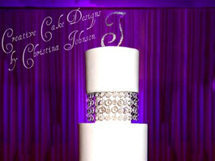 Tmx 1324001519898 Katina Winston Salem wedding cake