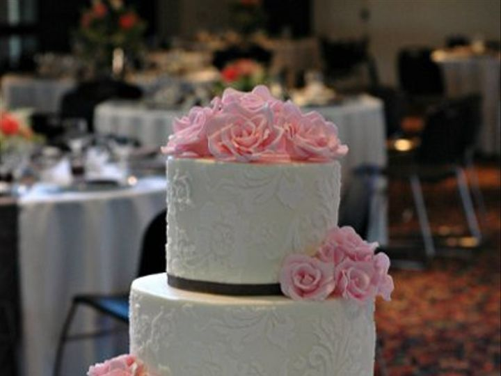 Tmx 1324002041398 LinasNOwm Winston Salem wedding cake