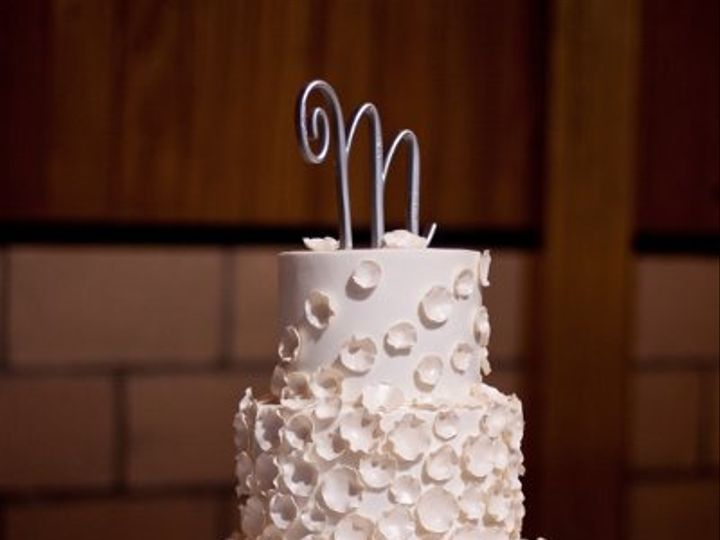 Tmx 1324002506366 CAKE11 Winston Salem wedding cake