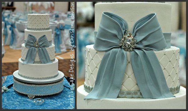 Tmx 1328017819517 WeddingCollage Winston Salem wedding cake