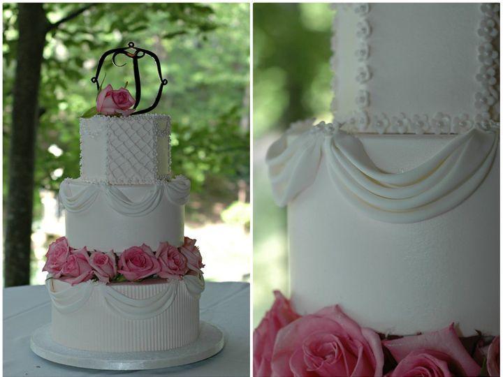 Tmx 1341191071578 CastleCollage Winston Salem wedding cake