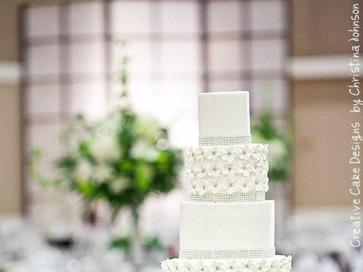 Tmx 1341191226466 ProMena Winston Salem wedding cake
