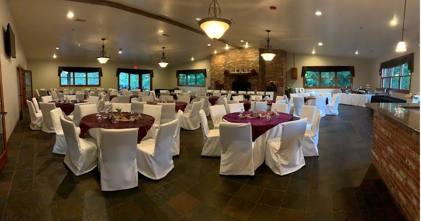Winery Banquet Hall