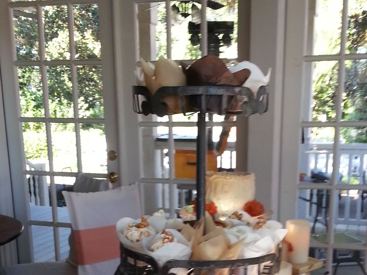 Tmx 1384113234884 2013102615341 New Smyrna Beach, FL wedding cake