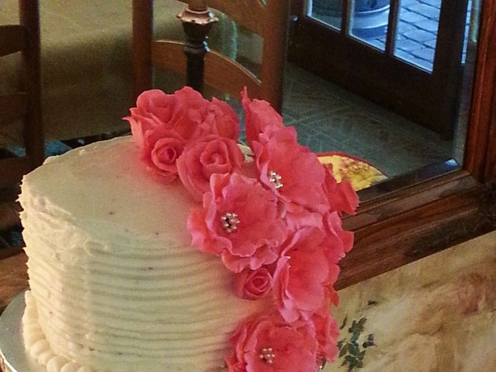 Tmx 1414029151761 20141009144613 New Smyrna Beach, FL wedding cake