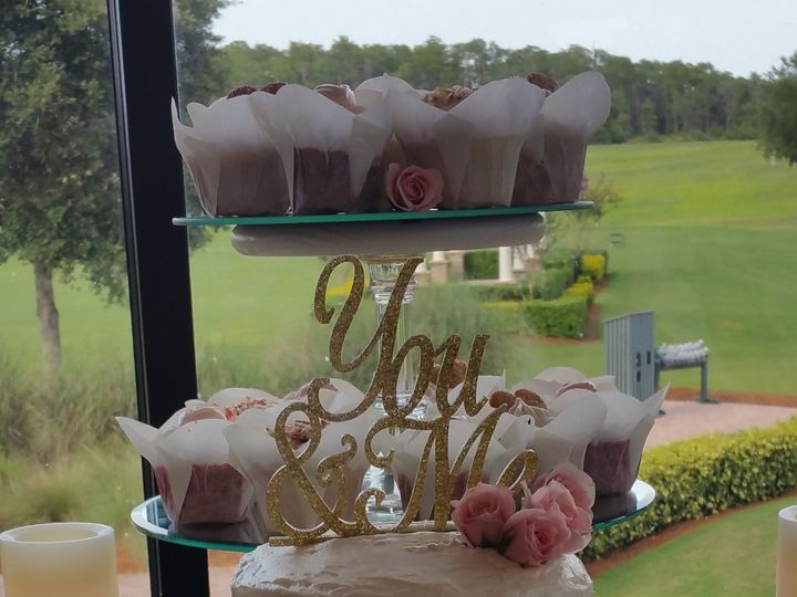Tmx 1437098832655 R16 New Smyrna Beach, FL wedding cake