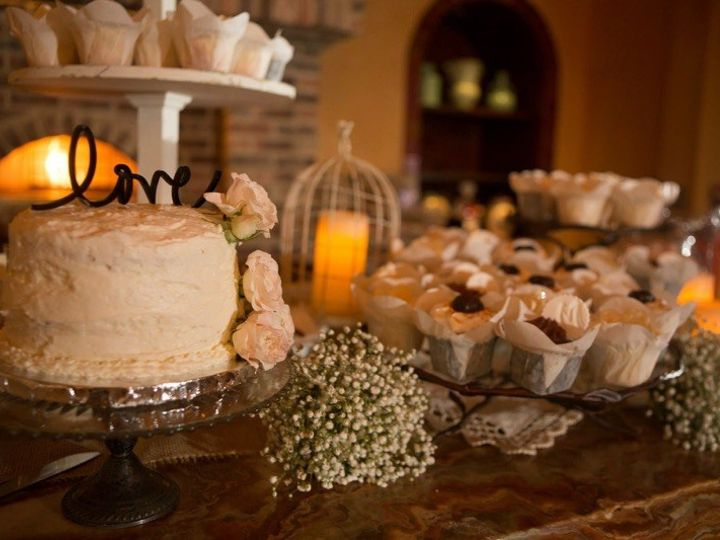 Tmx 1447775380776 Mendoza4 New Smyrna Beach, FL wedding cake