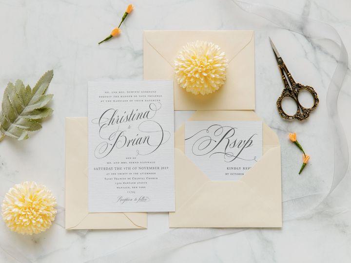 Tmx 3798006 51 986292 159283566417411 Bay Shore, NY wedding invitation