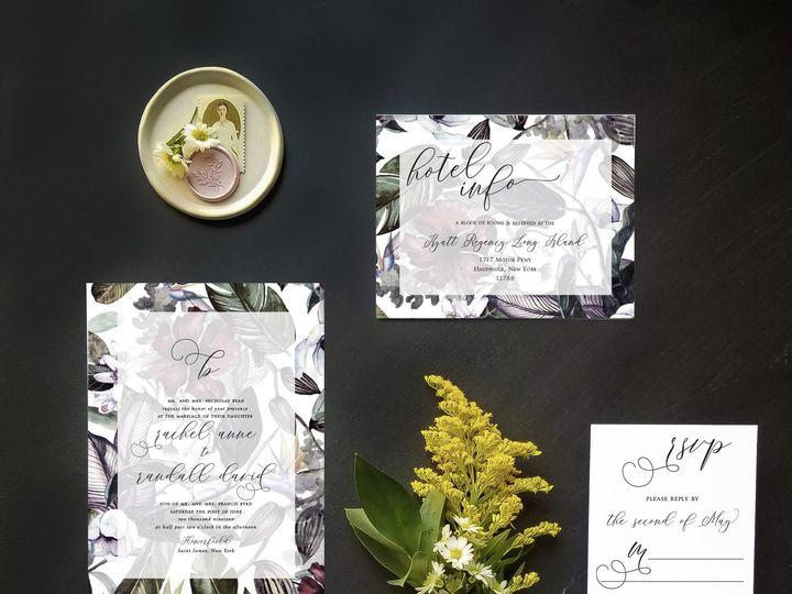 Tmx Moody Invite2 51 986292 159283660353040 Bay Shore, NY wedding invitation