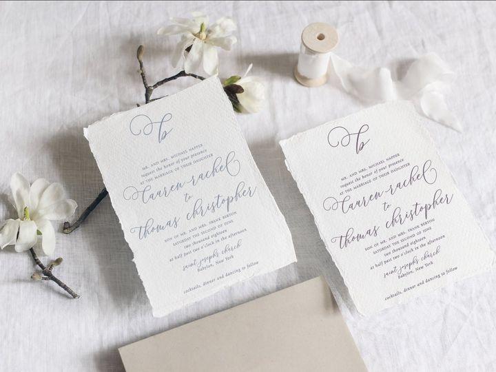 Tmx Screen Shot 2020 06 08 At 12 16 30 Pm 51 986292 159283595954350 Bay Shore, NY wedding invitation