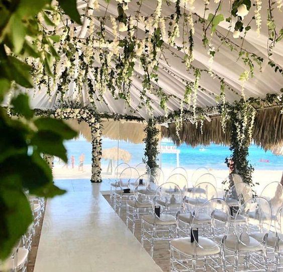 Palapa Wedding