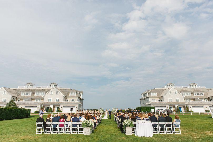 Outdoor wedding | Servidone Studios